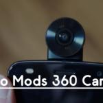 Moto Mods 360 Camera