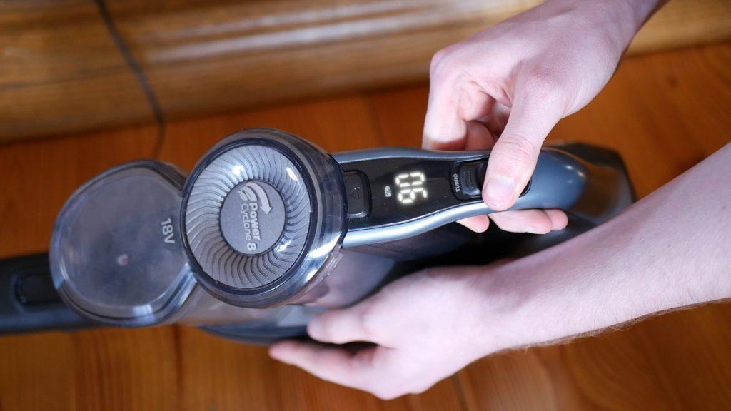 Philips SpeedPro Max Aqua (FC6901/01) / fot. Kacper Żarski (Kapsologicznie.pl)