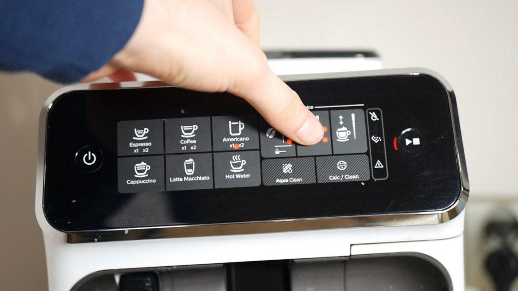 Philips 3200 LatteGo / fot. Kacper Żarski (Kapsologicznie.pl)