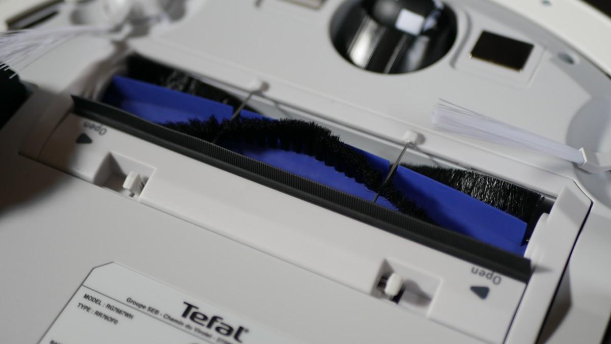 Tefal X-Plorer S75 Total Care / fot. Kacper Å»arski (Kapsologicznie.pl)