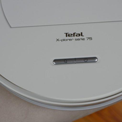 Tefal X-Plorer S75 Total Care / fot. Kacper Żarski (Kapsologicznie.pl)